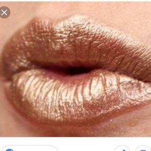 NIB ColourPop Ultra Metallic Lip- Gold